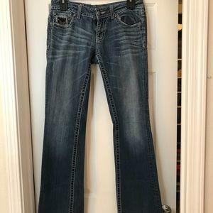 Women's miss me jeans size 30